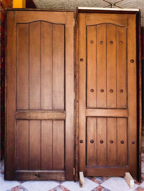 Puertas en MDF
